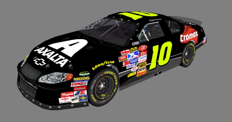 2016 Hardee's National Series Cars Hns_1011