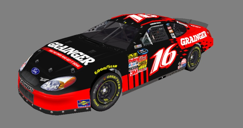 2016 Hardee's National Series Cars Hns_1610