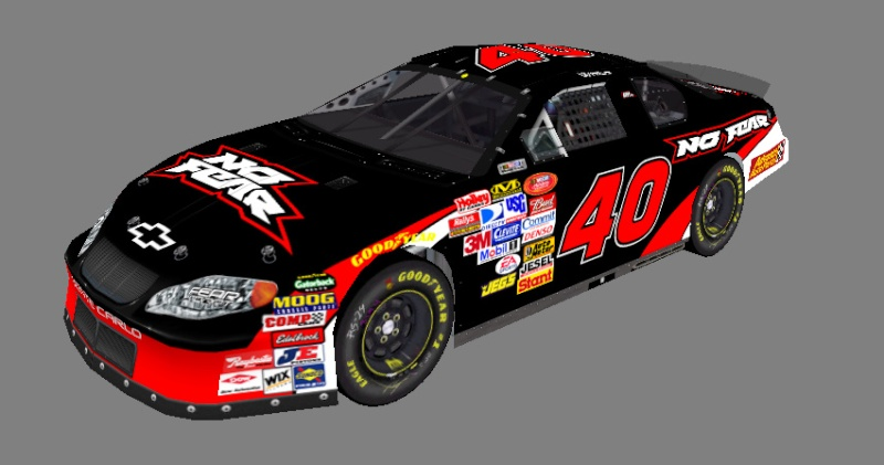 2016 Hardee's National Series Cars Hns_4010