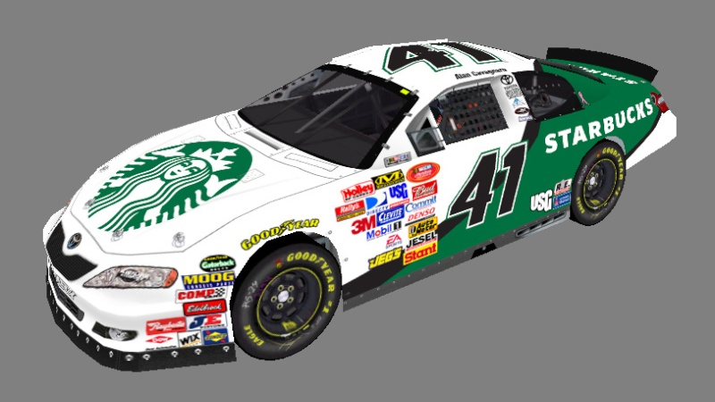 2016 Hardee's National Series Cars Hns_4110