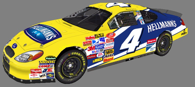 2016 Hardee's National Series Cars Hns_4_10