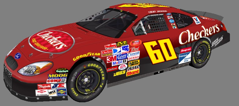2016 Hardee's National Series Cars Hns_6010