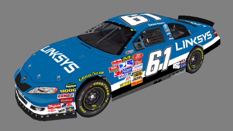 2016 Hardee's National Series Cars Hns_6110