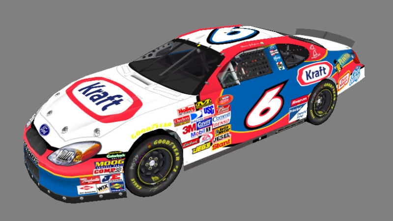 2016 Hardee's National Series Cars Hns_6_10