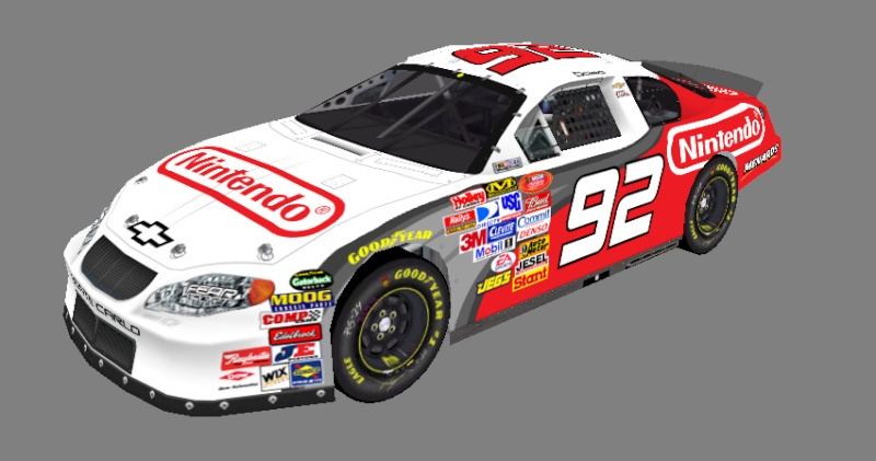 2016 Hardee's National Series Cars Hns_9210