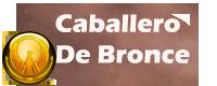 Caballero de Bronce