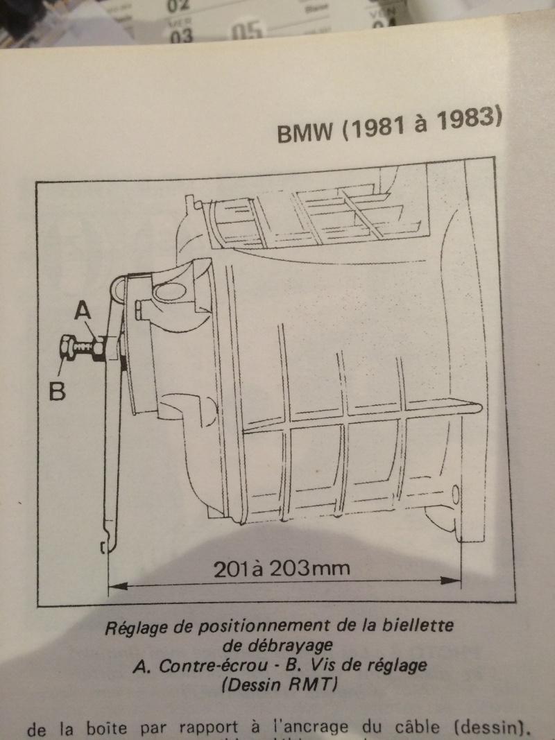 Reglage garde de l'embrayage avec un cable non d'origine. Img_6716