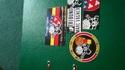 ORLEANS, RED STAR,RACING CLUB DE PARIS,PARIS FANS,ST BRIEUX,ST GERMAIN GERS,MONCTEAU LES MINES,PAU 13048210