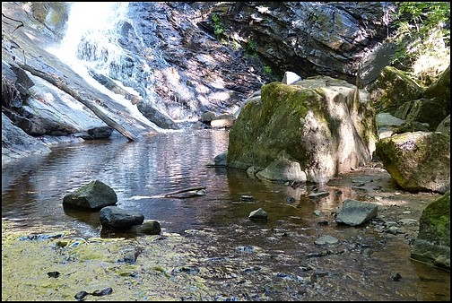 Cascade du Saut Sali  P1050811