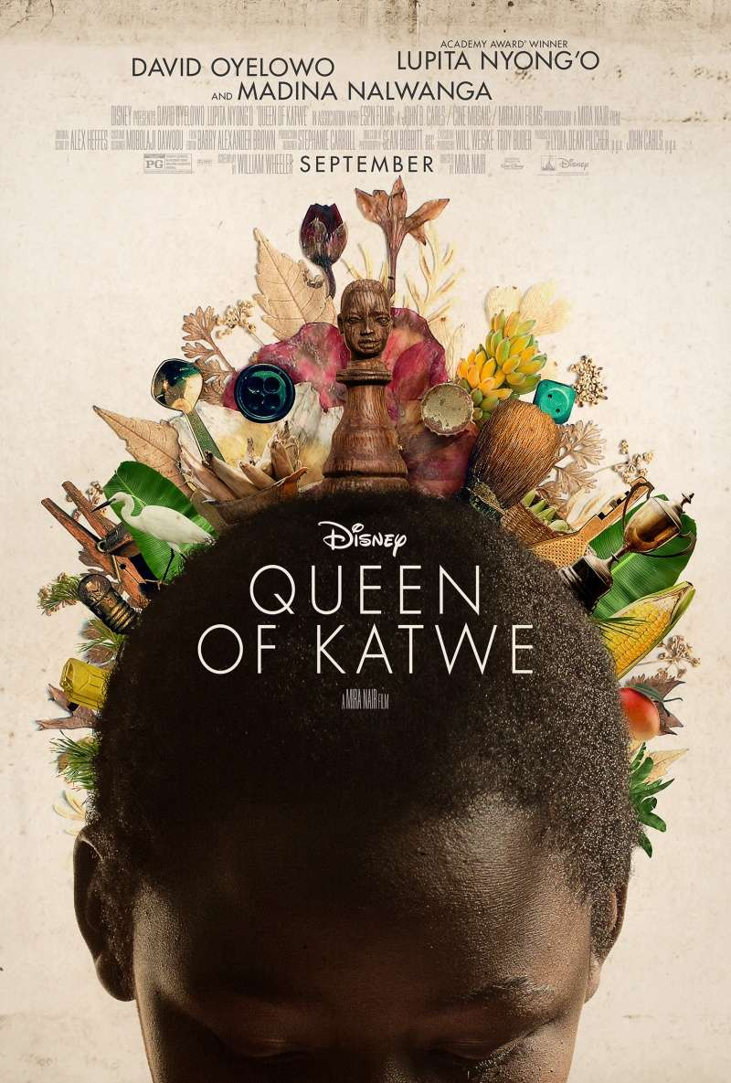 La Dame de Katwe [Disney - 2016] W12011