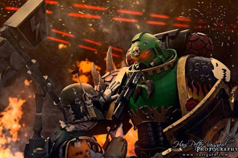 [W40K] Collection d'images : Warhammer 40K divers et inclassables - Page 7 13115710
