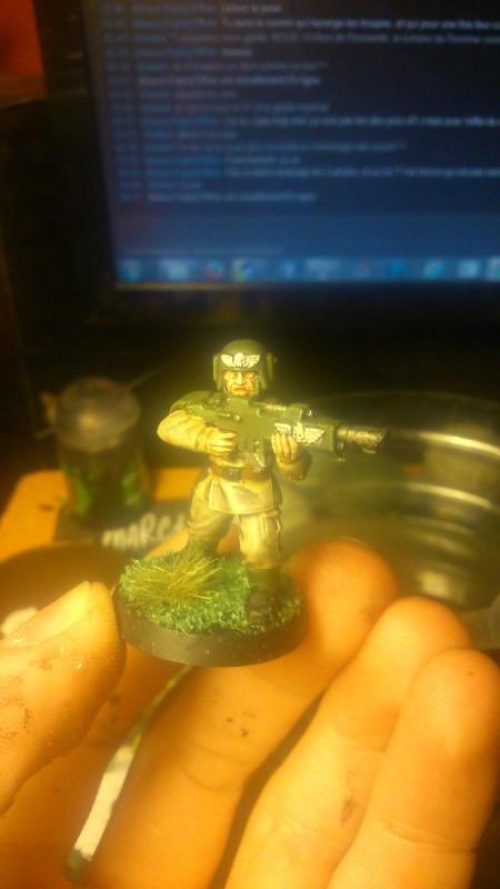 La Garde Impériale de Wasted - De l'infanterie cadienne ! 14617510