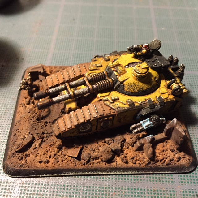 [CDA5] El Luce - Imperial Fist 6000 points - EA - Page 3 Img_0111