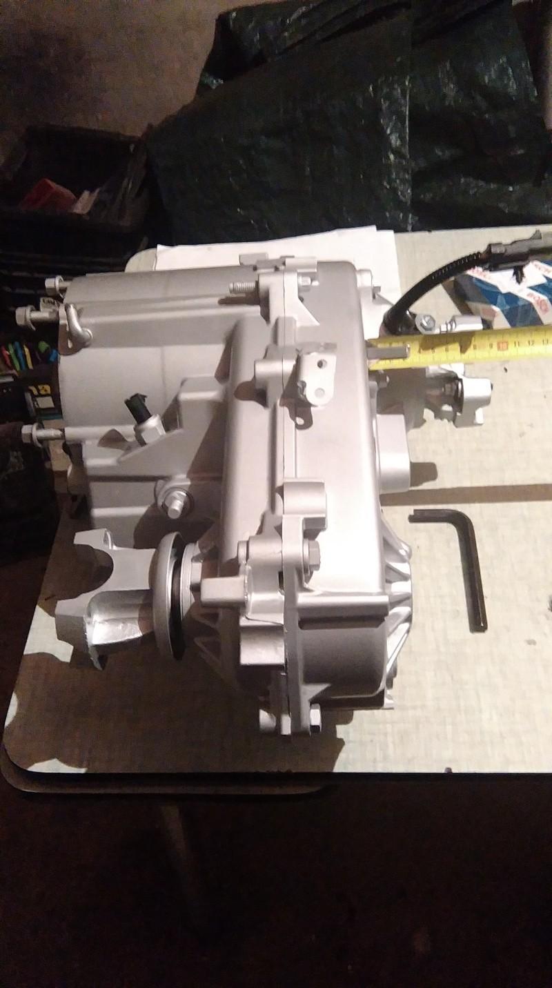 Slip yoke eleminator/np231j Imag0021