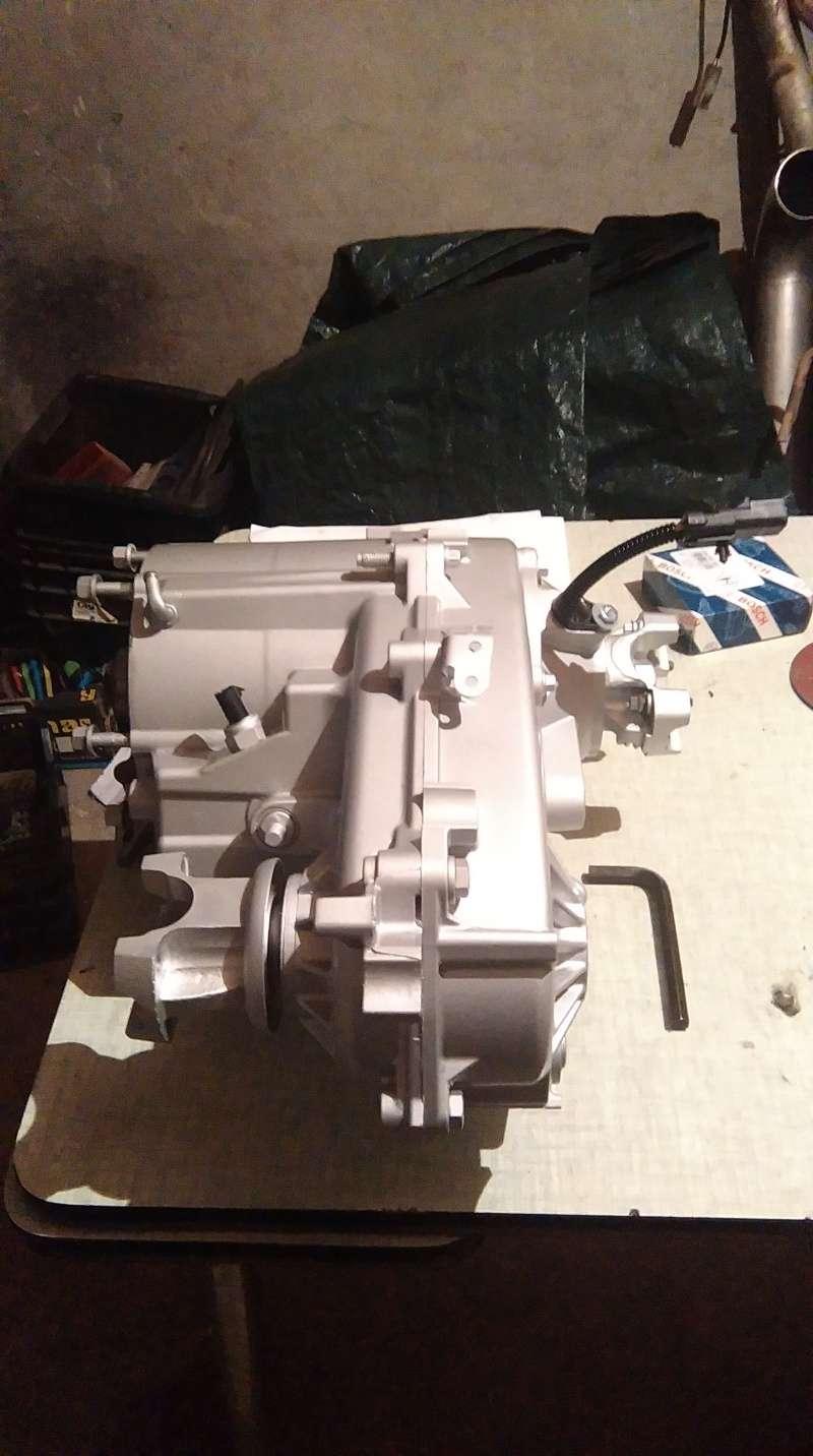 Slip yoke eleminator/np231j Imag0023
