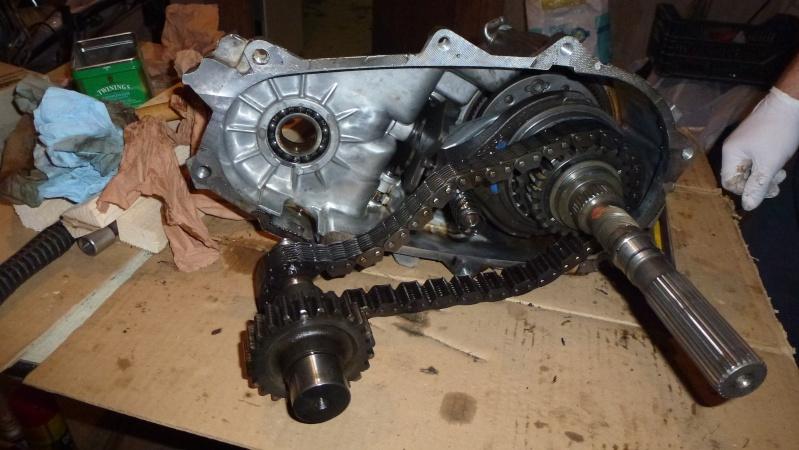 Slip yoke eleminator/np231j P1050114