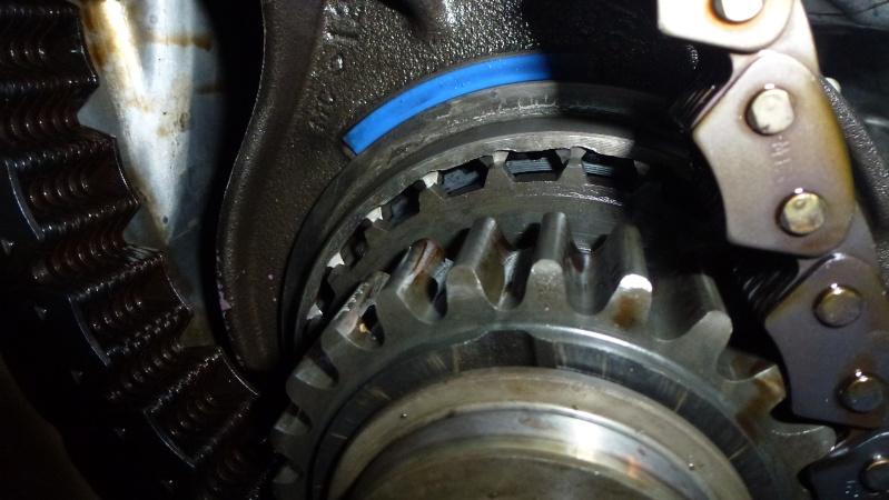 Slip yoke eleminator/np231j P1050115