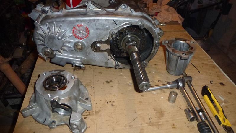 Slip yoke eleminator/np231j P1050116