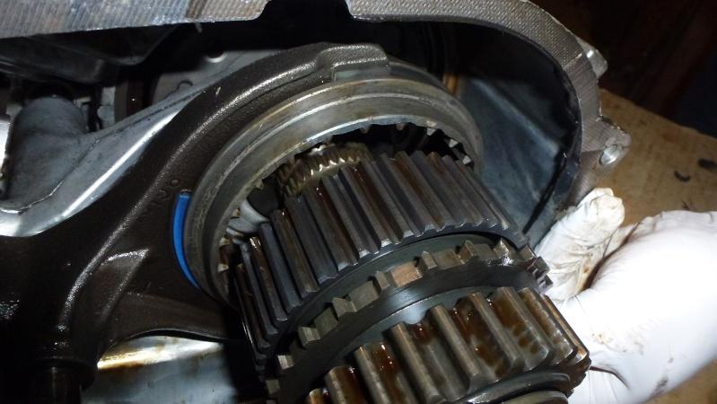 Slip yoke eleminator/np231j P1050117
