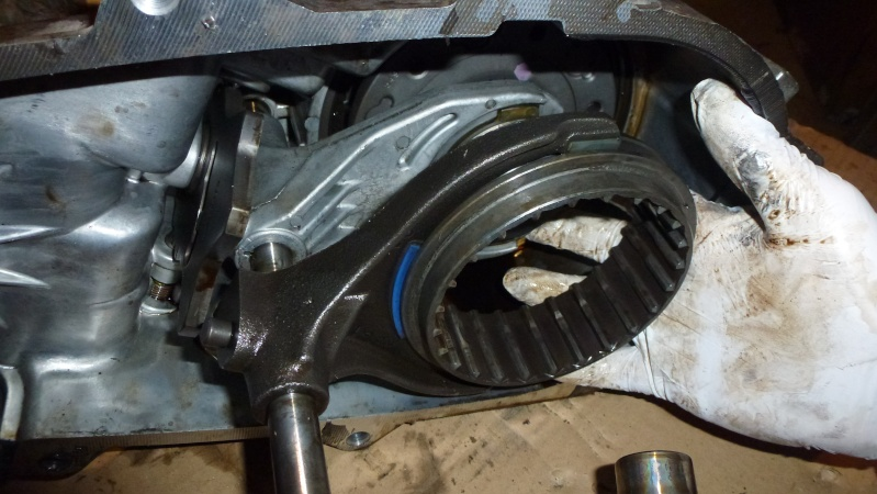 Slip yoke eleminator/np231j P1050119