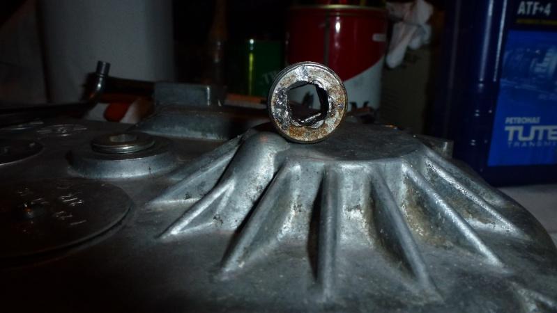 Slip yoke eleminator/np231j P1050122