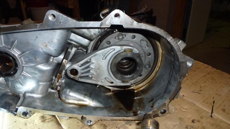 Slip yoke eleminator/np231j P1050129