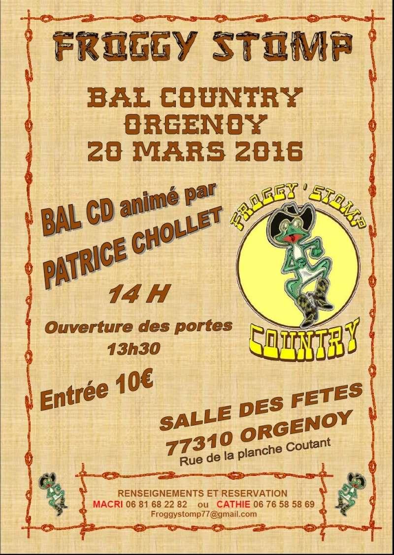BAL du FROGGY STOMP dimanche 20 mars 2016 salle des fêtes d'ORGENOY Flyer_10