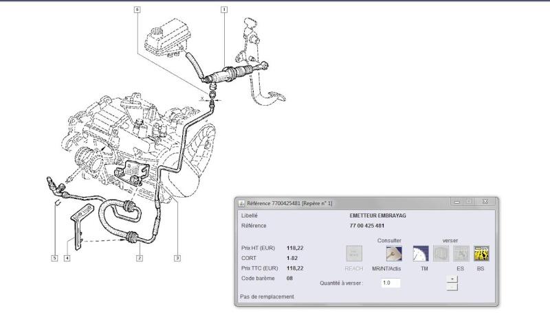 Avis etat support moteur superieur droit. - Page 3 Emette10