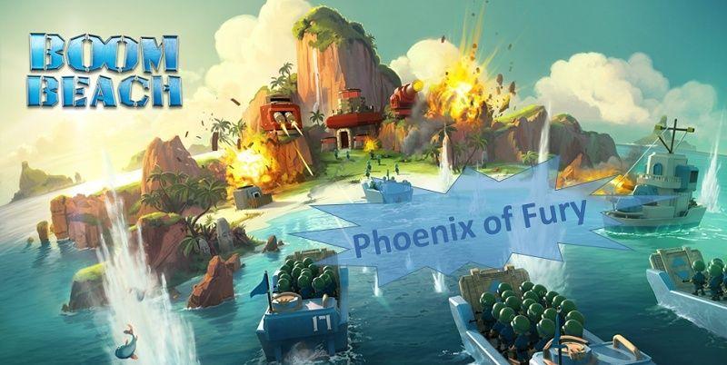 Phoenix of Fury