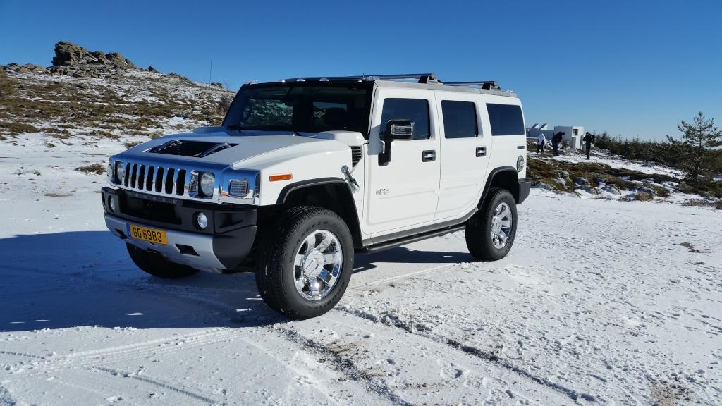 Decouverte de l'espagne (Andalousie ) en Hummer 20141211