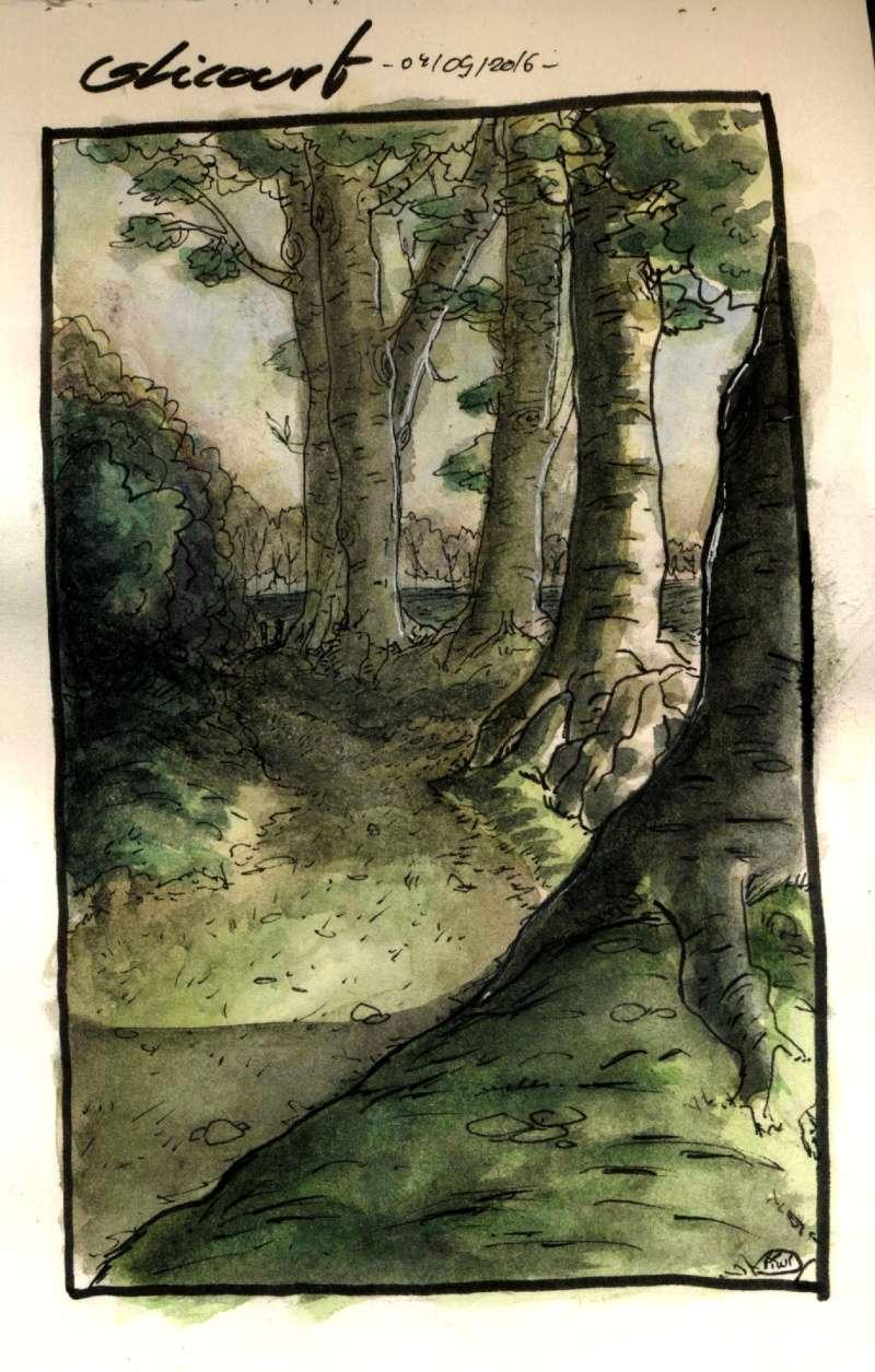 Les gribouillis de Piwi (ça rime.)  - Page 2 Glicou10