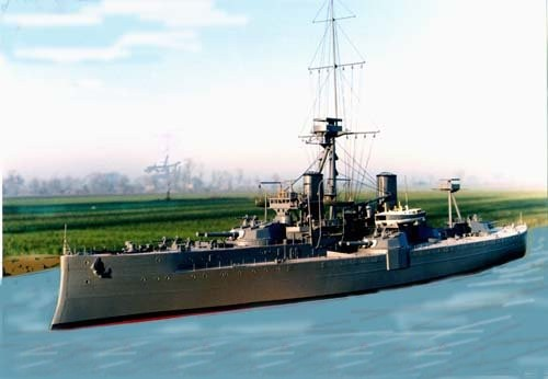 HMS DREADNOUGHT   1/350 Dreadn10