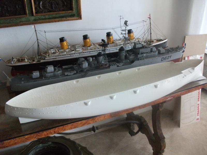 HMS HANNIBAL 1/96  (Predreadnought) DEAN'S MARINE Dscf2088