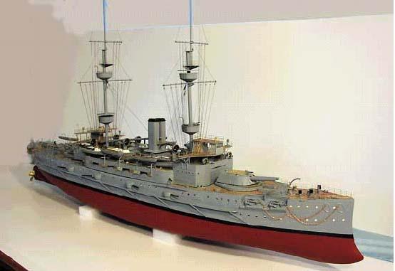 HMS DREADNOUGHT 1/350 zvevda H_m_s-10