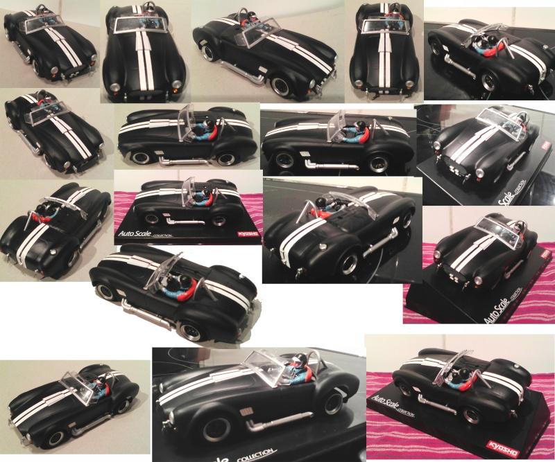 AC Cobra noire mat Cobra10
