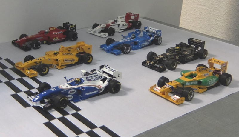 custom F1 et autre - Page 2 Garage11