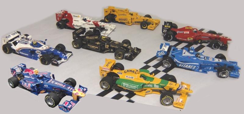 custom F1 et autre - Page 2 Garage12