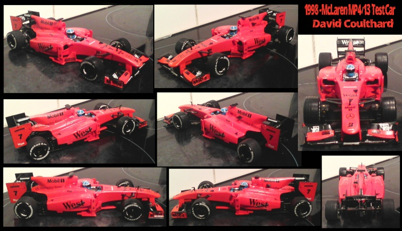 F1 McLaren MP4 test car Mc_lar10