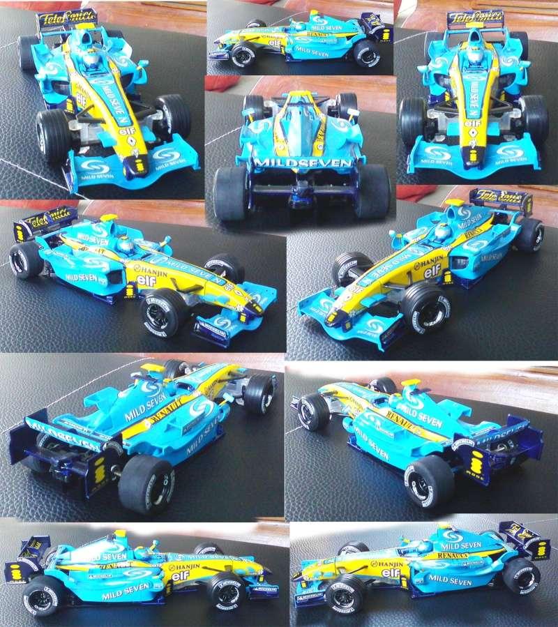 F1 Renault R24  R2410