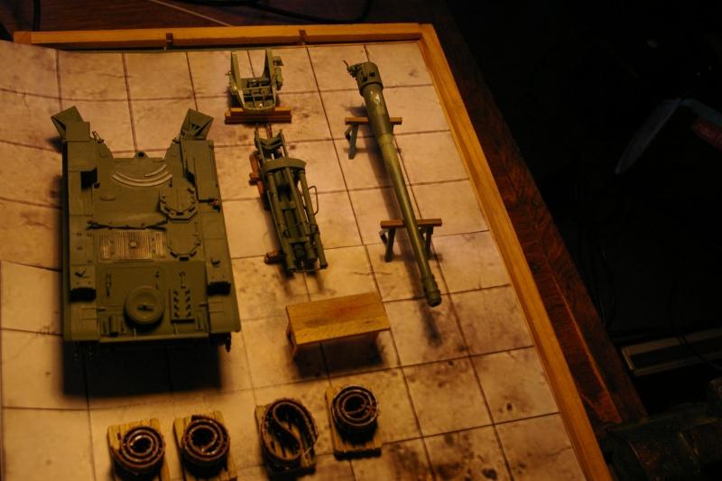 ERM de GRESSWILLER remise en état d un AMX 155 F3 Imgp5106