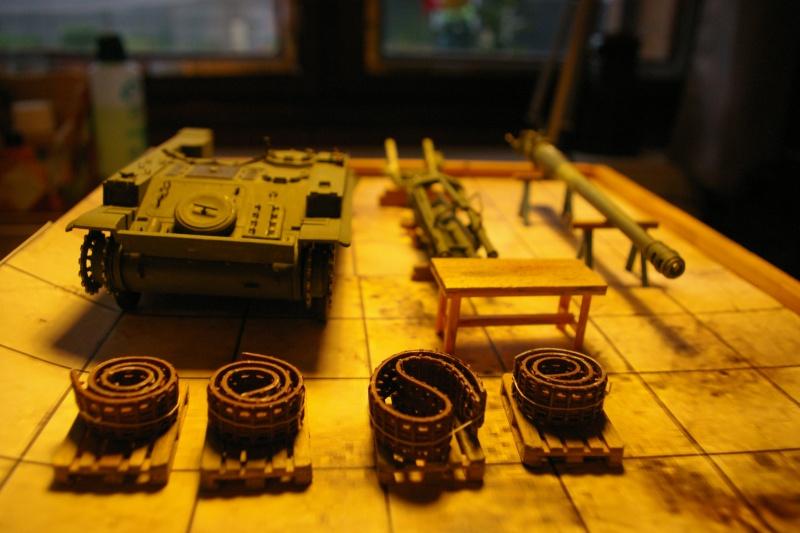 ERM de GRESSWILLER remise en état d un AMX 155 F3 Imgp5107