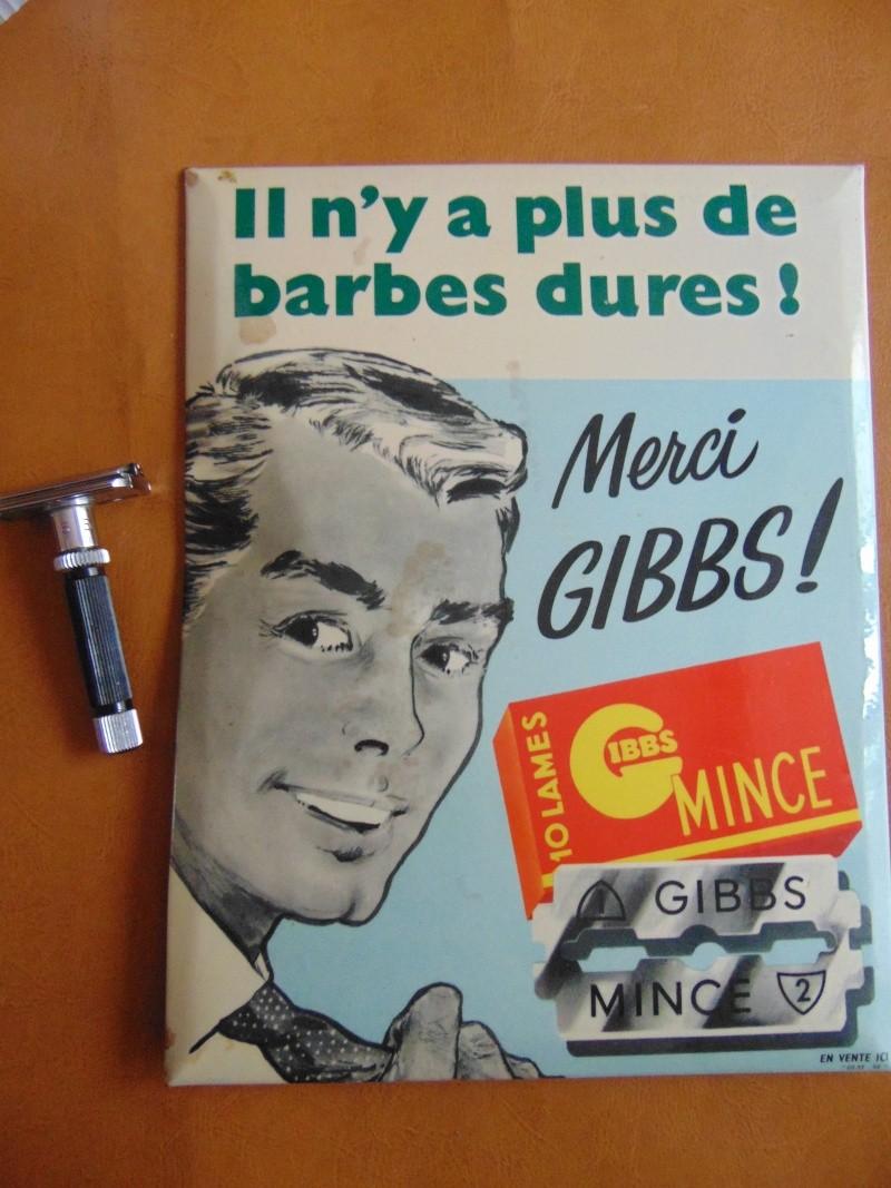 Lames de rasoir GIBBS et produits de la marque Dsc03823