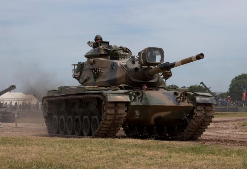 Le M60 : Moyen Americain de rang X  San_ju10