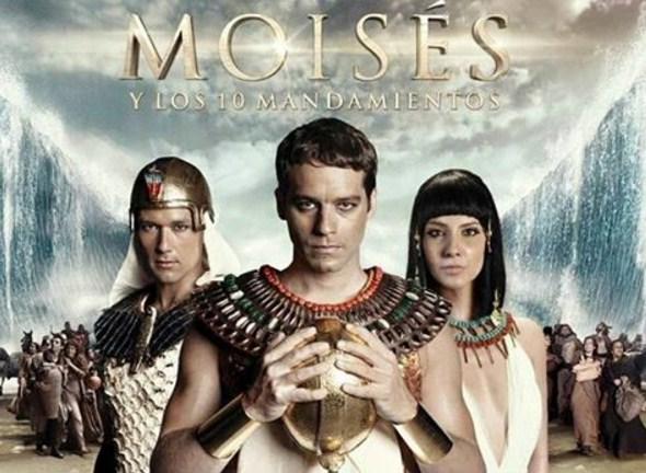 Moises - Moises y los diez mandamientos capitulo 43 C_data10