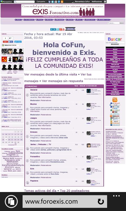 Tag exis en ForoExis.com :: Foro gratis Exis :: Anonimo y Activo Wp_ss_13