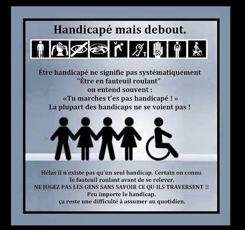 reconnaissance de la qualit u00e9 de travailleur handicap u00e9  rth