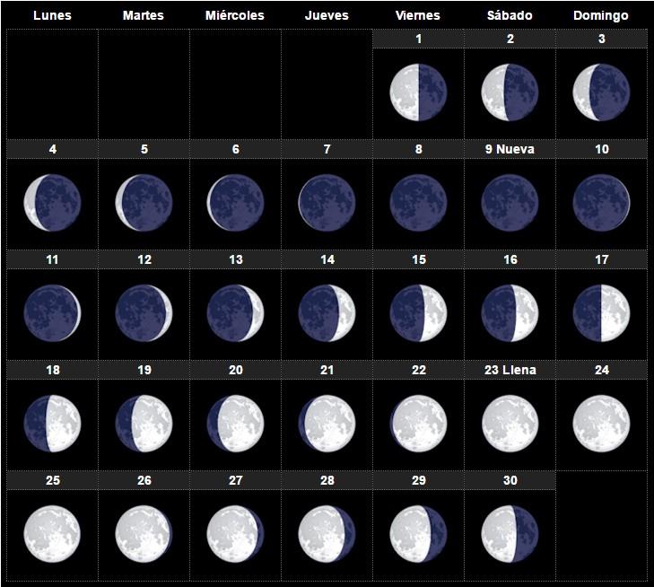 Calendario lunar C1888_10