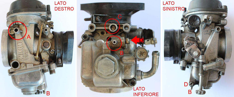Carburatore Carbur10