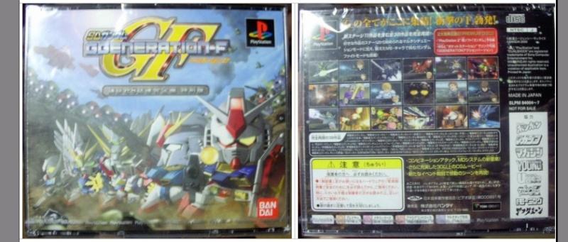 Hommage à la Playstation : le guide du collectionneur  - Page 2 Gundam10