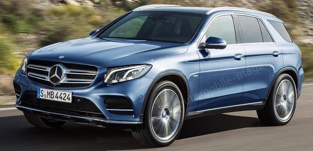 2018 - [Mercedes] GLE II ( ML IV ) Yeni-m10